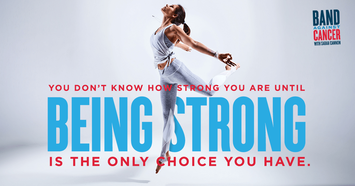 You Don'T Know How String You Are Until Being Strong is the Only Choice You Have