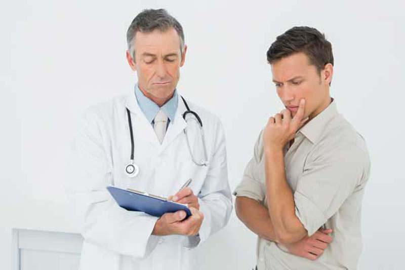 Signs and Symptoms of Testicular Cancer